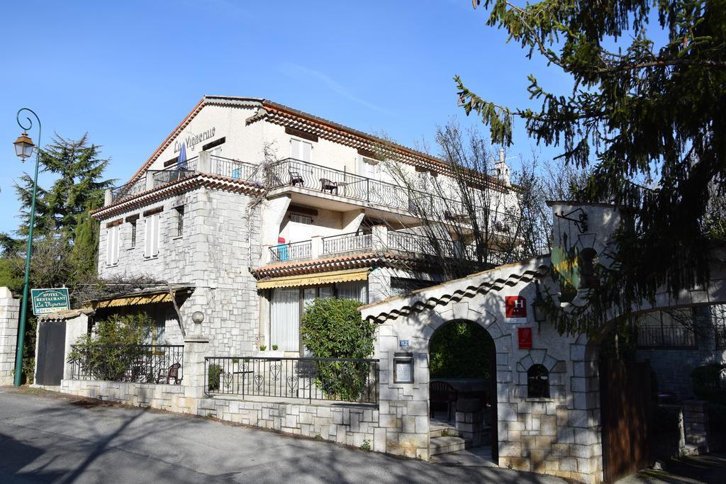Hôtel la Vigneraie Levens